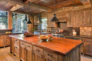 Рустик кухня