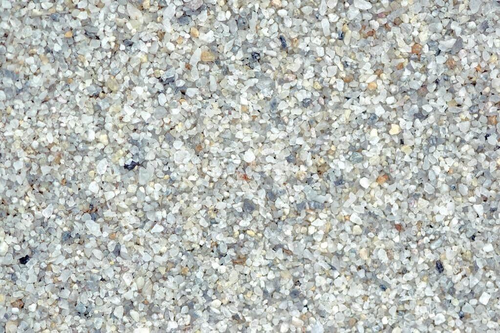 Первичный кварцевый песок