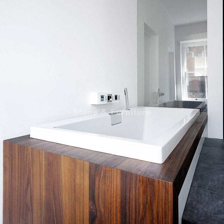 Столешница и ванна