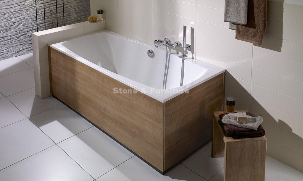 Красивый вкладыш в ванную