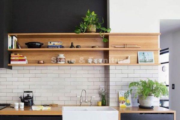 Цветовые тренды кухонь