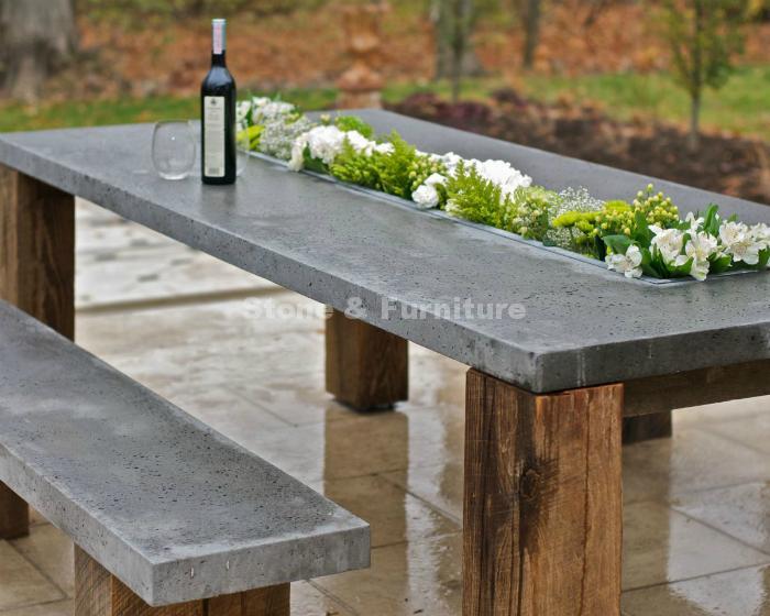 бетон для мебели